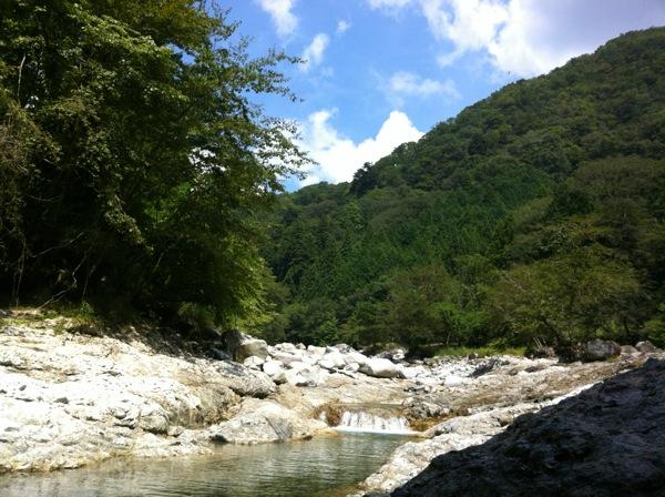 丹沢 中川温泉