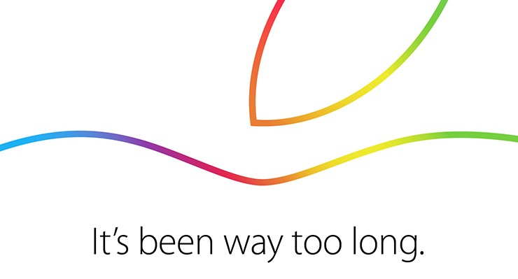 Apple oct 2014 invite