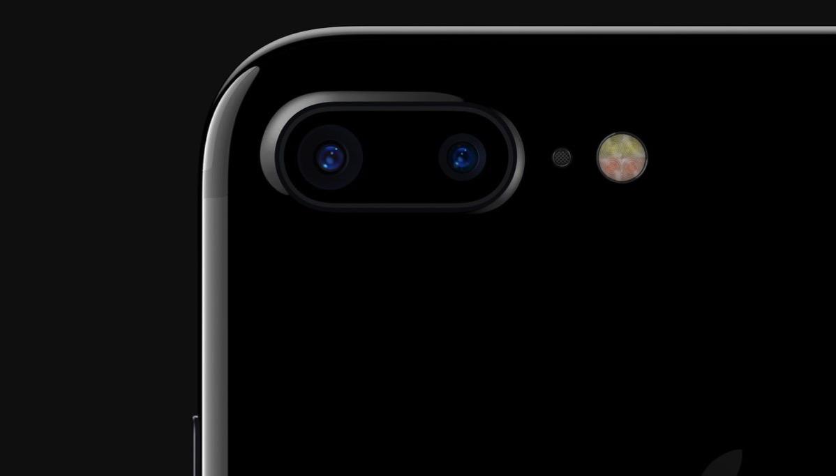 iPhone7Plusレンズ