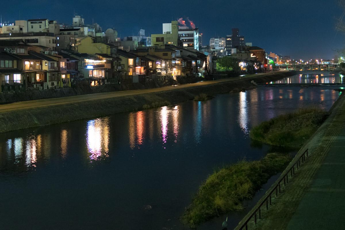 四条大橋 鴨川