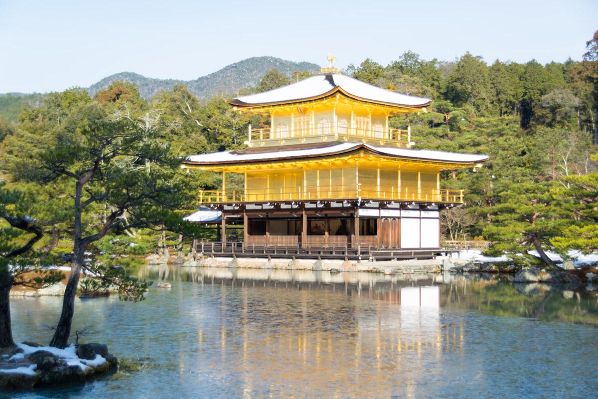 京都 世界遺産 金閣寺