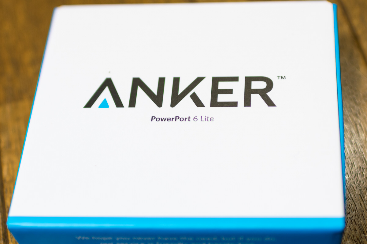 anker power port6lite