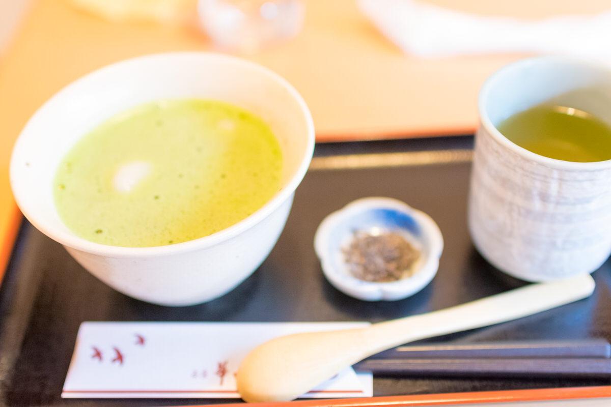 京都 嵐山 こげつ 甘味処