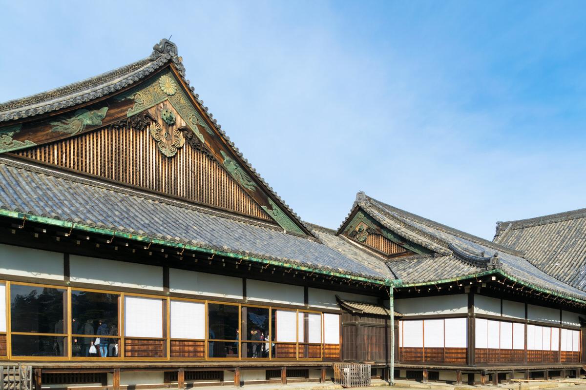 二条城 世界遺産 京都
