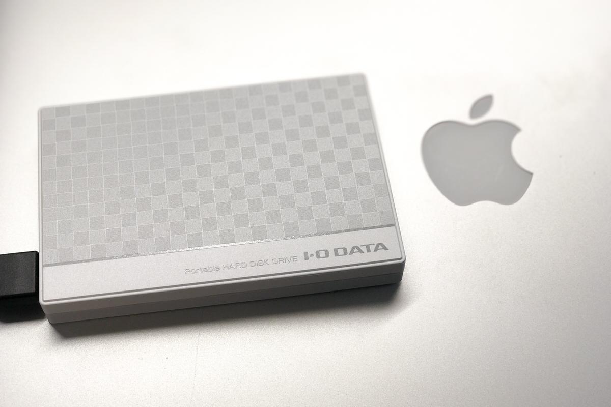 IOデータ ポータブルハードディスク