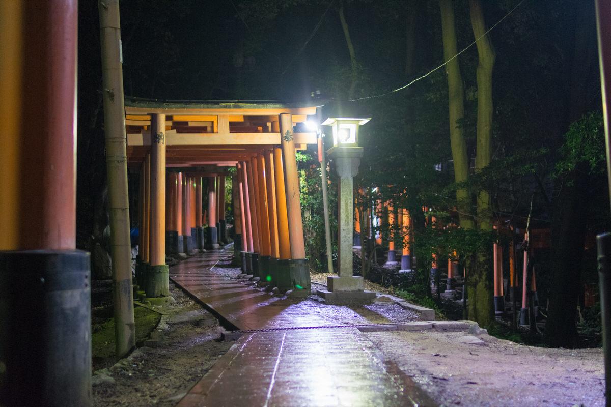 伏見稲荷大社 稲荷山
