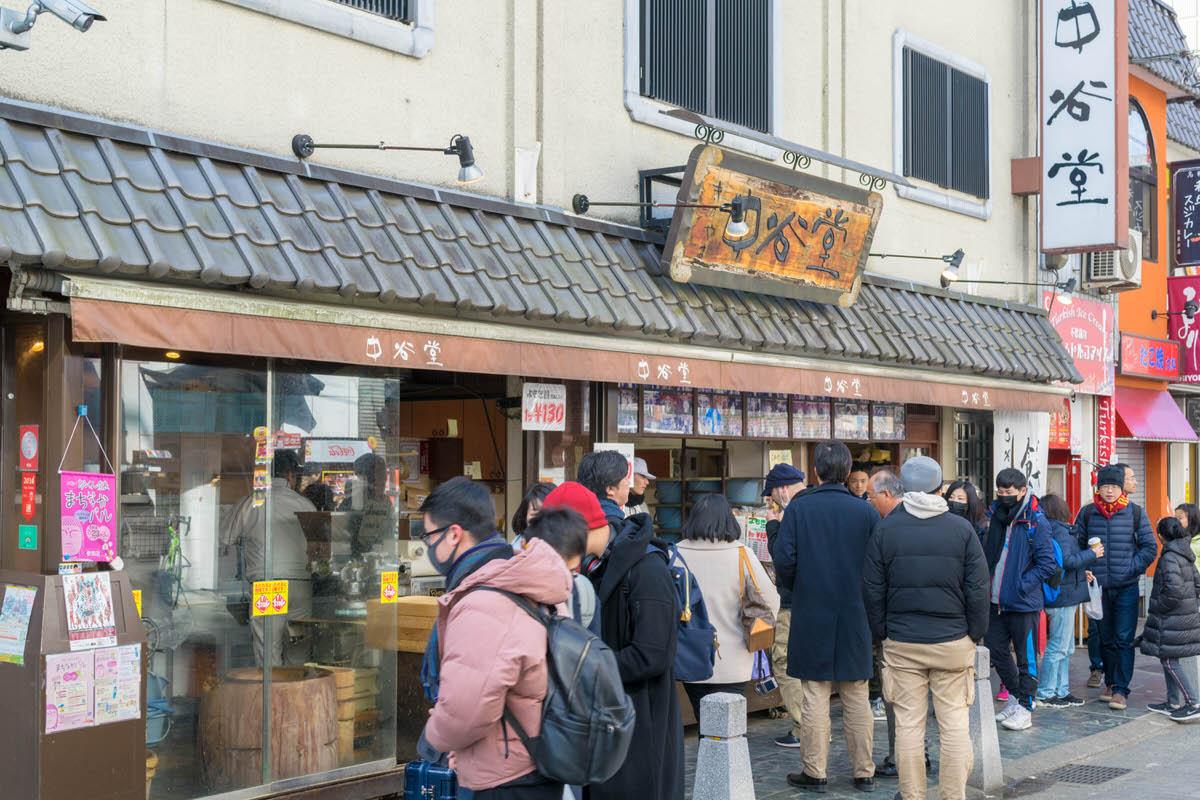 奈良 中谷堂 高速餅つき