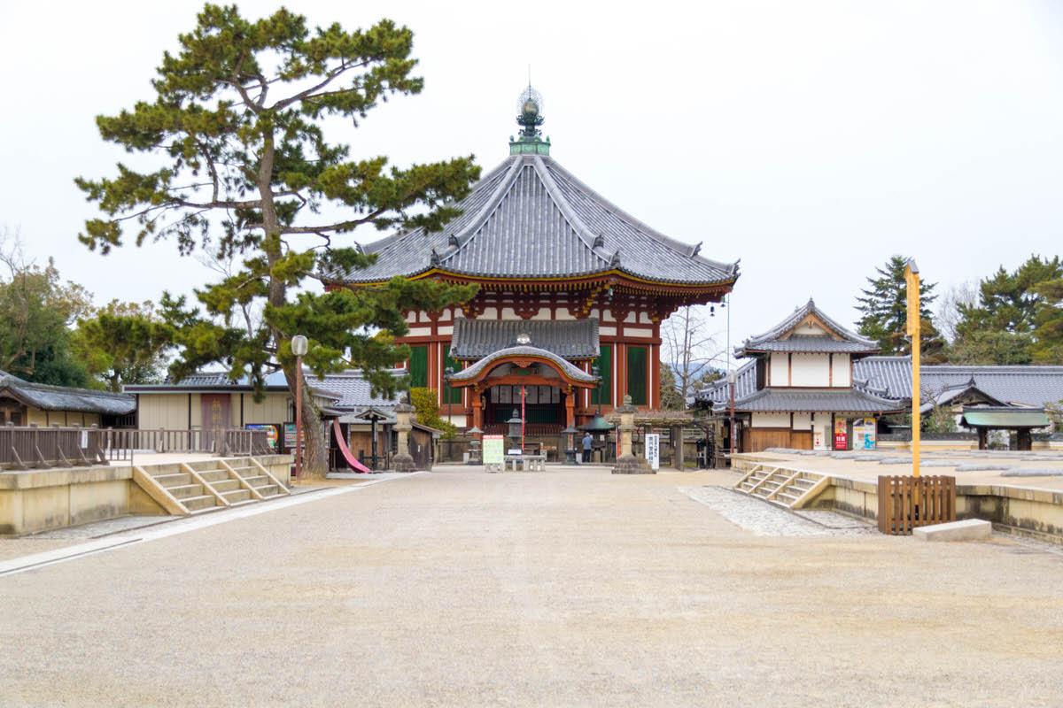 奈良 興福寺 南円堂