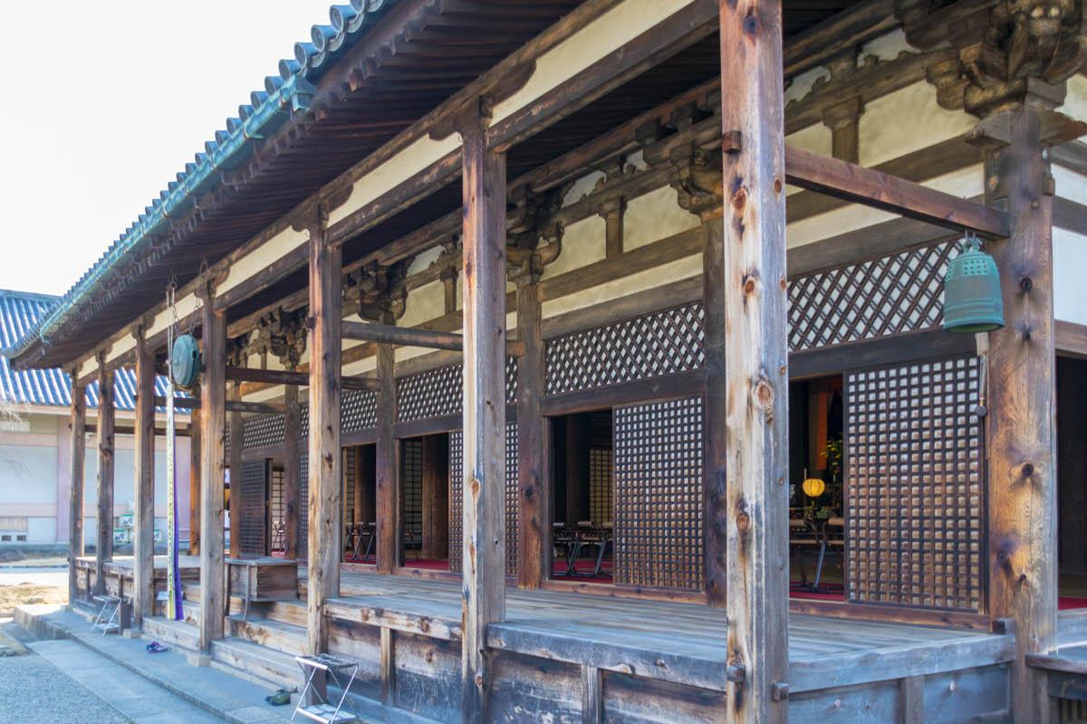 元興寺 極楽堂