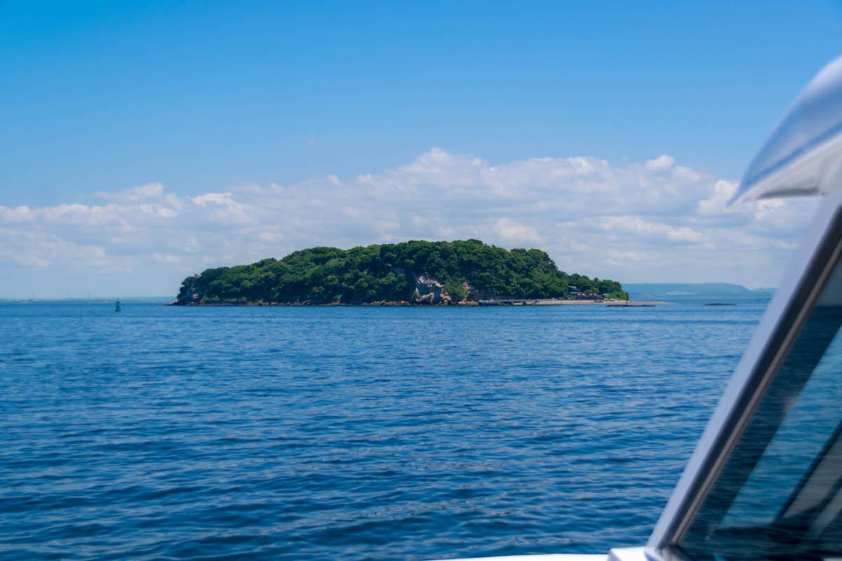 猿島 東京湾