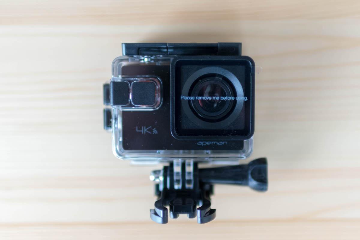 Apeman A80 アクションカメラ