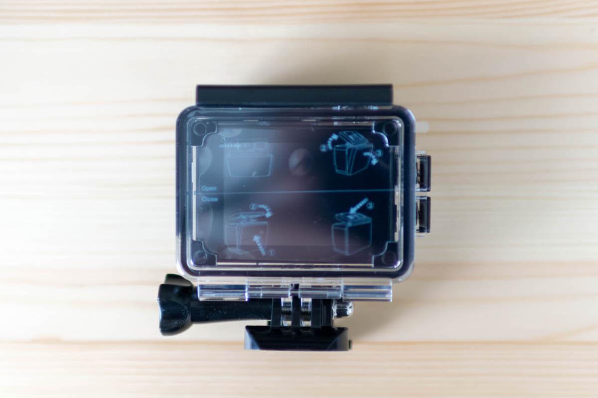 アクションカメラ Apeman A80