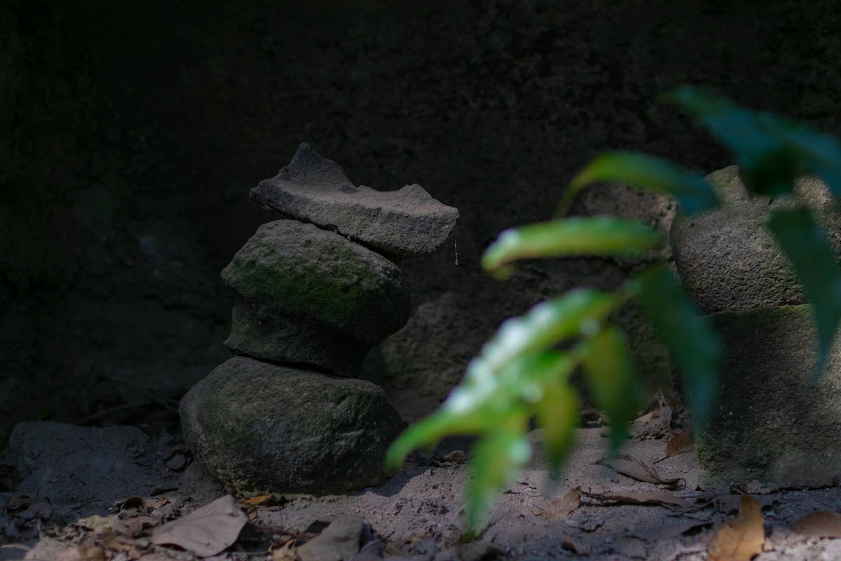 鎌倉 朝比奈切通 やぐら