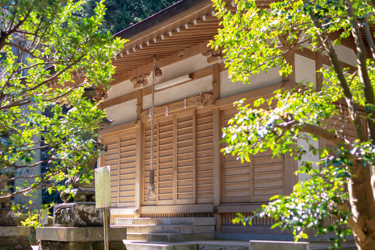 鎌倉 熊野神社